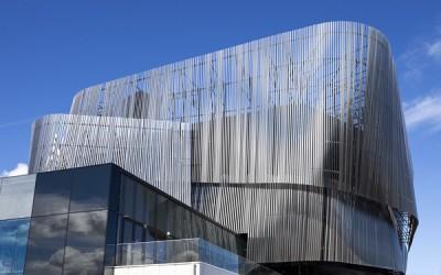 Stockholm går om Malmö som bästa arkitekturstad