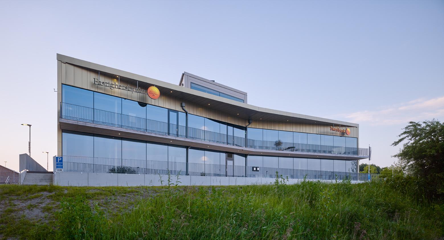 Swedbank, Västra FrölundaLiljewall arkitekter