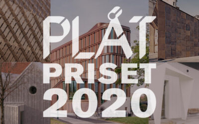 PRESSMEDDELANDE: Svensk Byggplåt är stolt partner till tionde upplagan av PLÅTPRISET