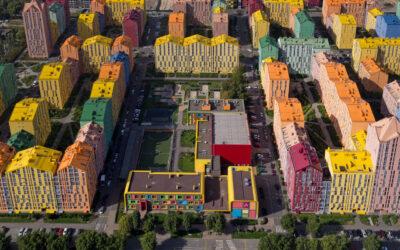 Fem spektakulära byggnader under 2019