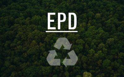 Byggplåt och Miljövarudeklarationer (EPD)