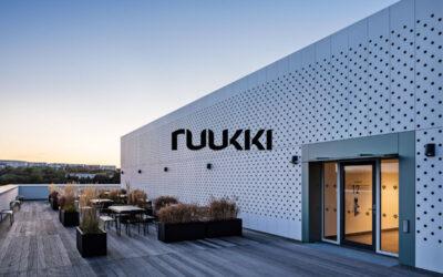 Svensk Byggplåt välkomnar Ruukki