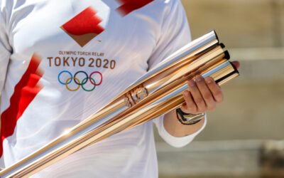 Plåten utmärkte sig i OS i Japan