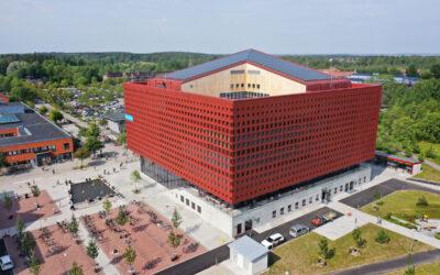 Svensk plåtarkitektur tävlar i World Architecture Festival